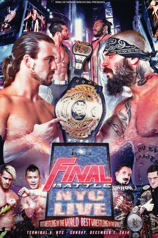 ROH Final Battle 2014