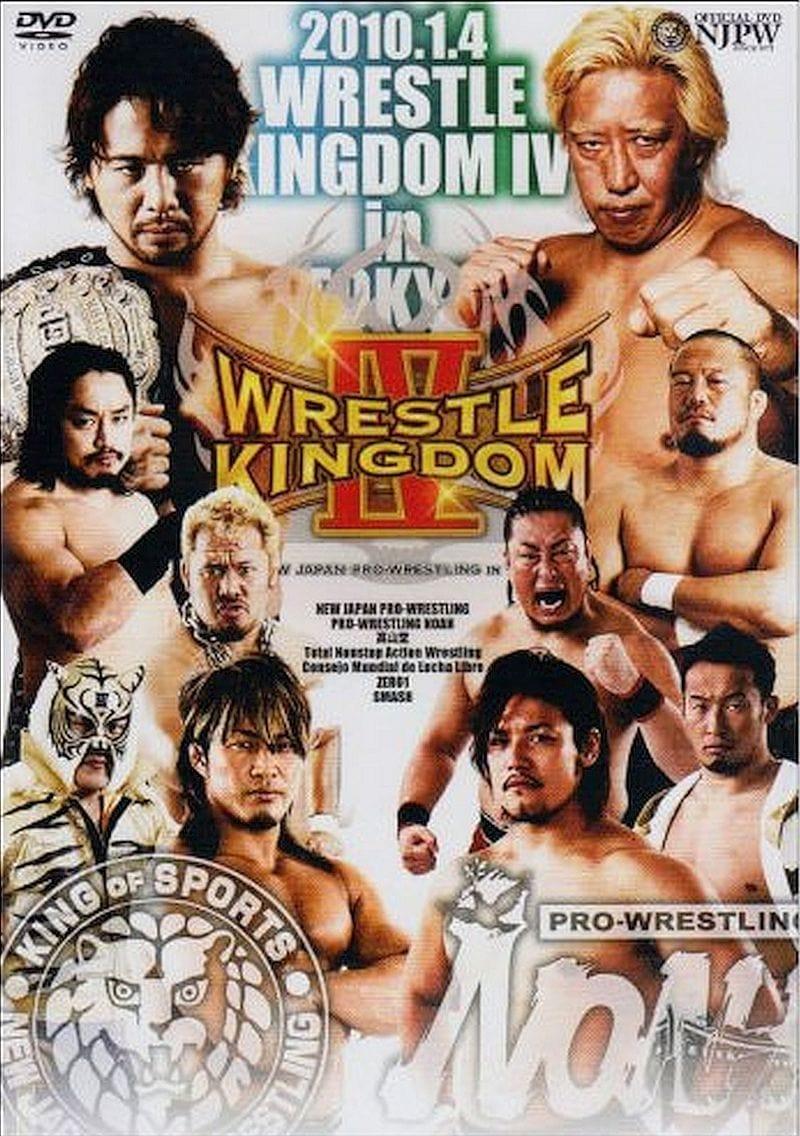 NJPW Wrestle Kingdom IV