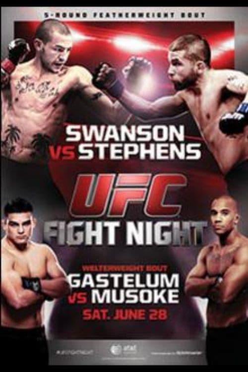 UFC Fight Night 44: Swanson vs. Stephens