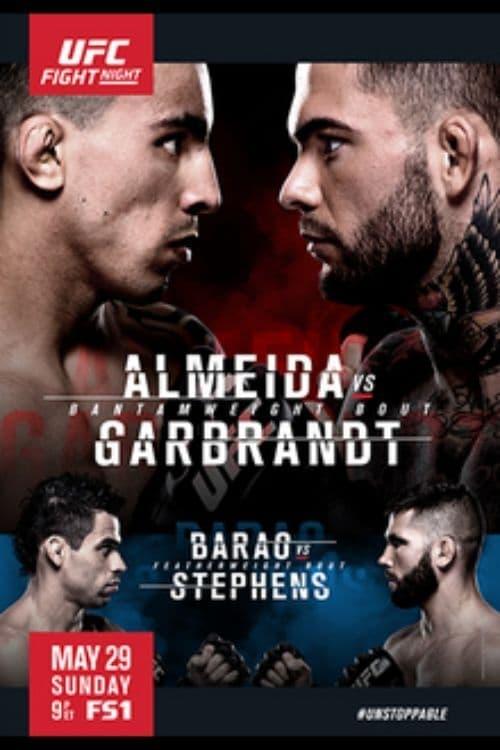 UFC Fight Night 88: Almeida vs. Garbrandt