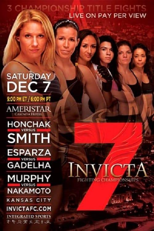 Invicta FC 7: Honchak vs. Smith