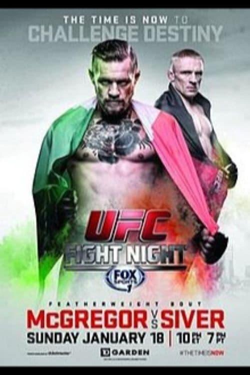 UFC Fight Night 59: McGregor vs. Siver