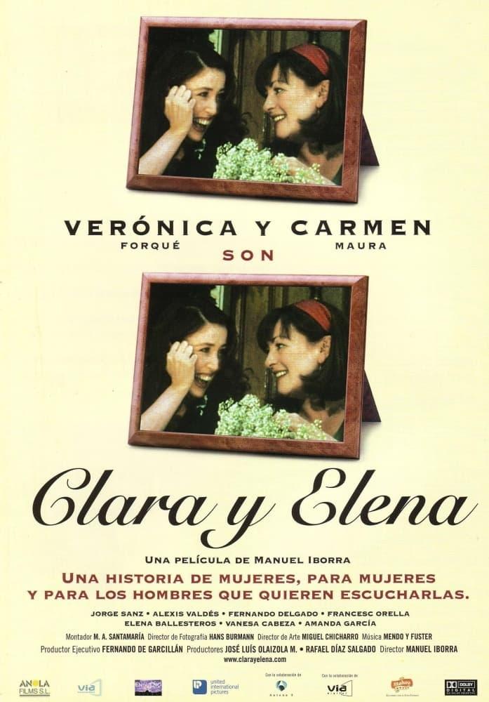 Clara y Elena