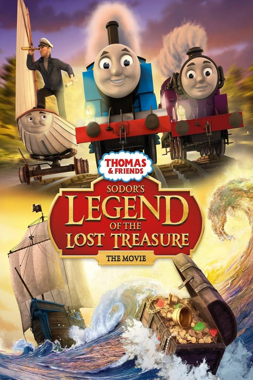 Thomas y sus amigos: La leyenda del tesoro perdido