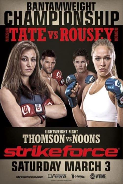 Strikeforce: Tate vs. Rousey