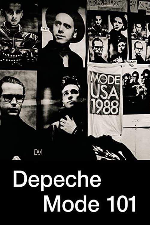 Depeche Mode: Live at the Pasadena Rose Bowl