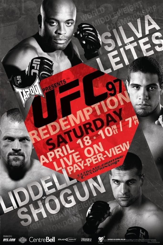 UFC 97: Redemption