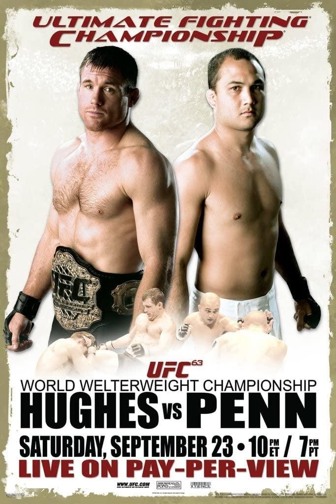 UFC 63: Hughes vs. Penn
