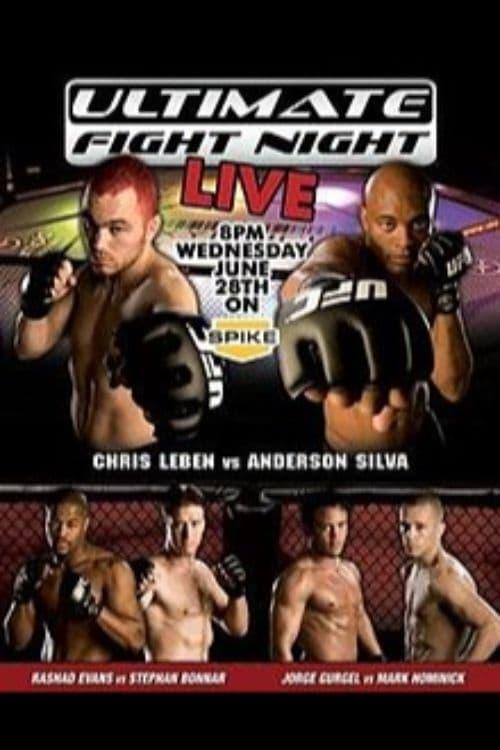 UFC Fight Night 5: Leben vs. Silva
