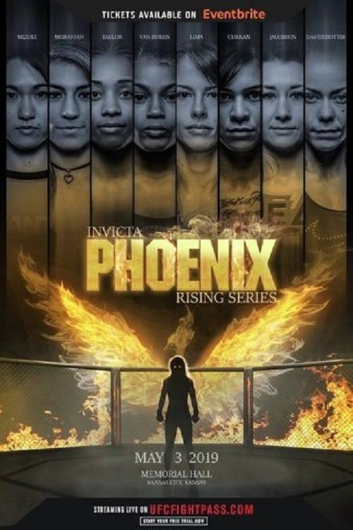 Invicta FC Phoenix Rising Series 1