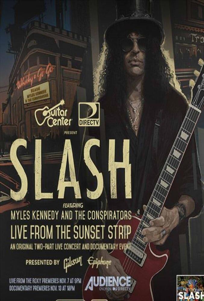 Slash feat. Myles Kennedy & The Conspirators: Rock on the Range Festival 2015