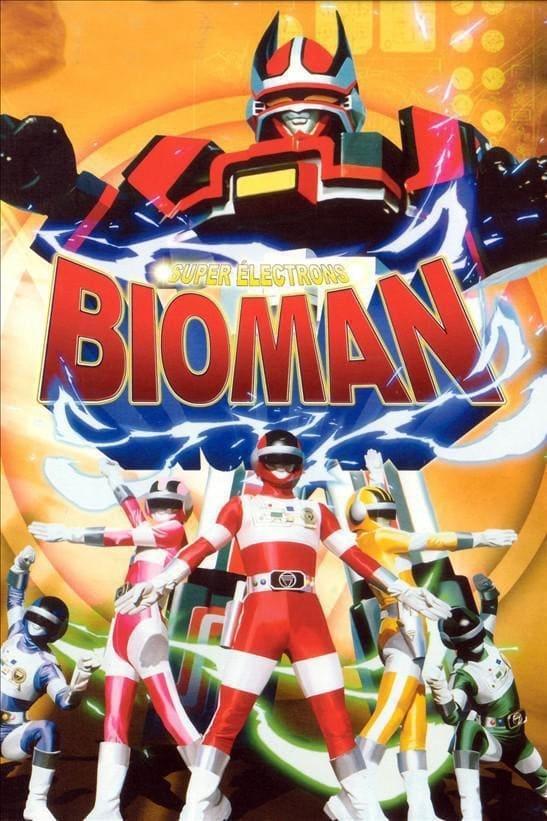 Super-Electron Bioman