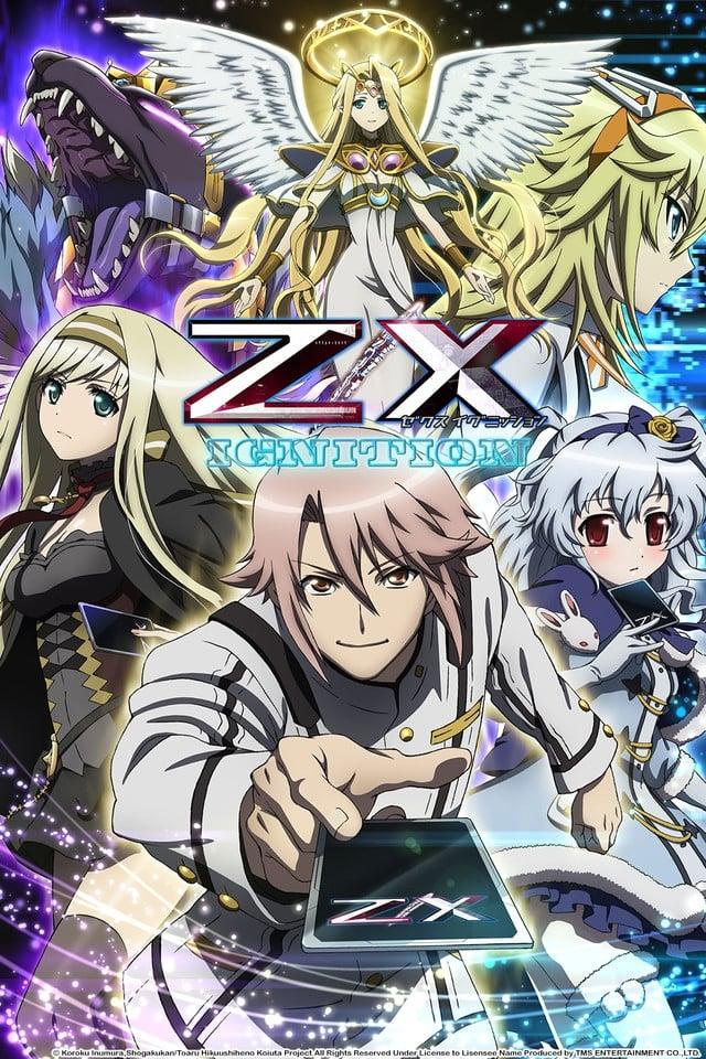 Z/X : Ignition