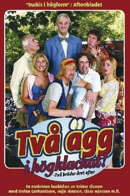 Två ägg i högklackat