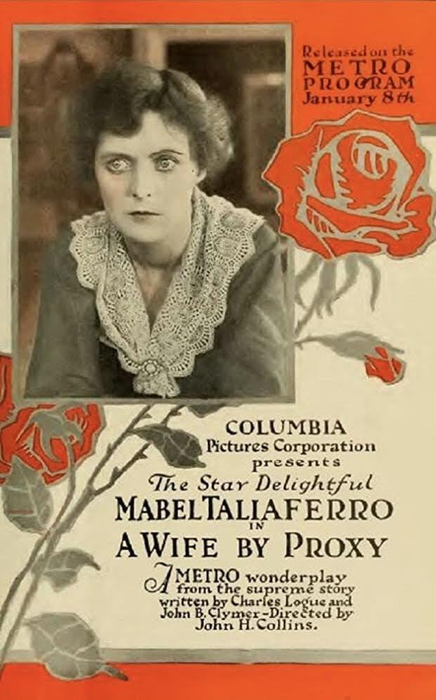 A Wife by Proxy
