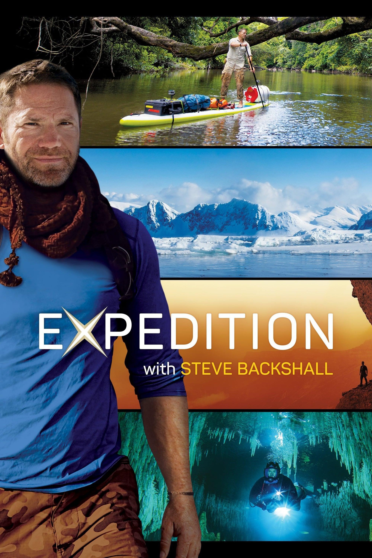 Mundos inexplorados con Steve Backshall