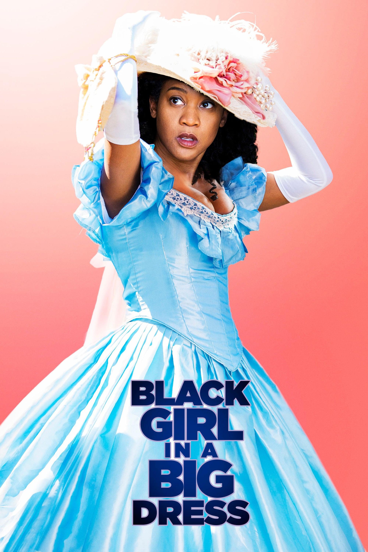 Black Girl in a Big Dress
