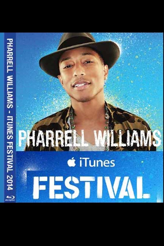 Pharrell Williams - Live at iTunes Festival 2014