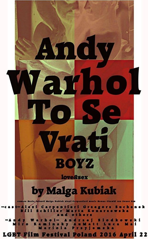 Andy Warhol To Se Vrati