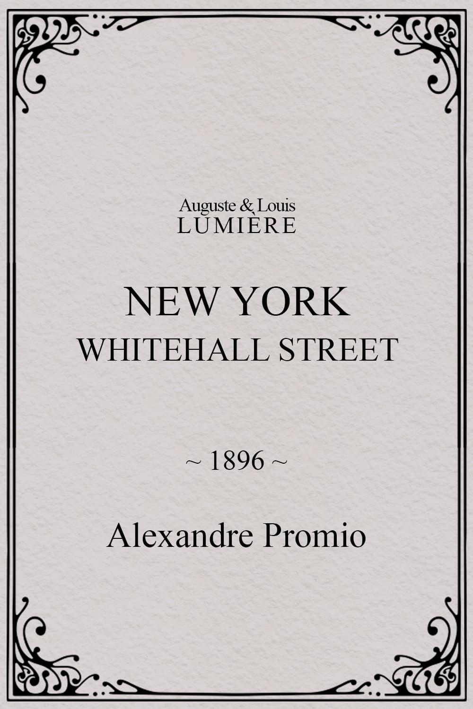 Whitehall Street