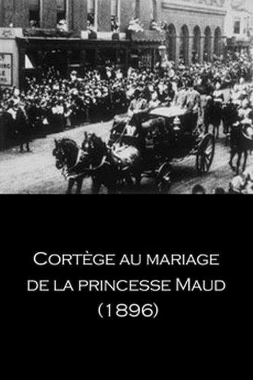 Cortège au mariage de la princesse Maud
