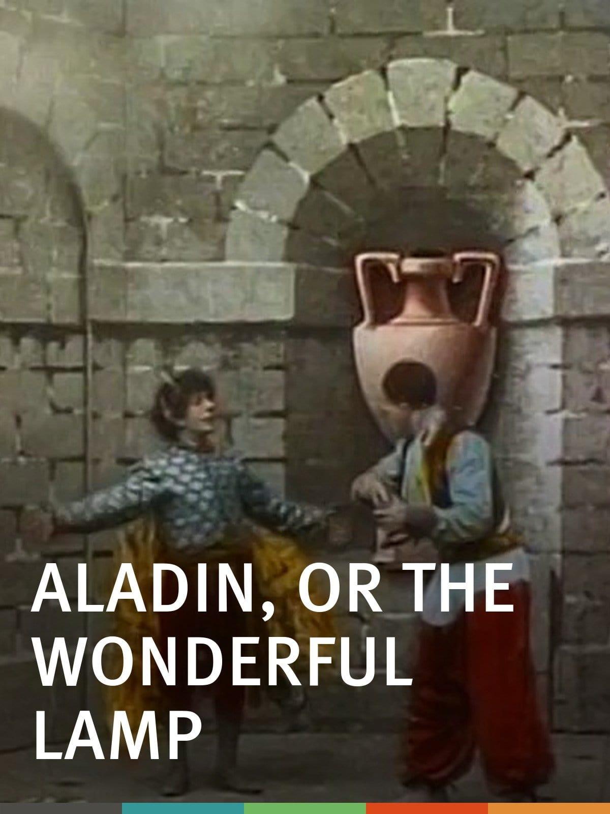 Aladdin e a Lâmpada Maravilhosa