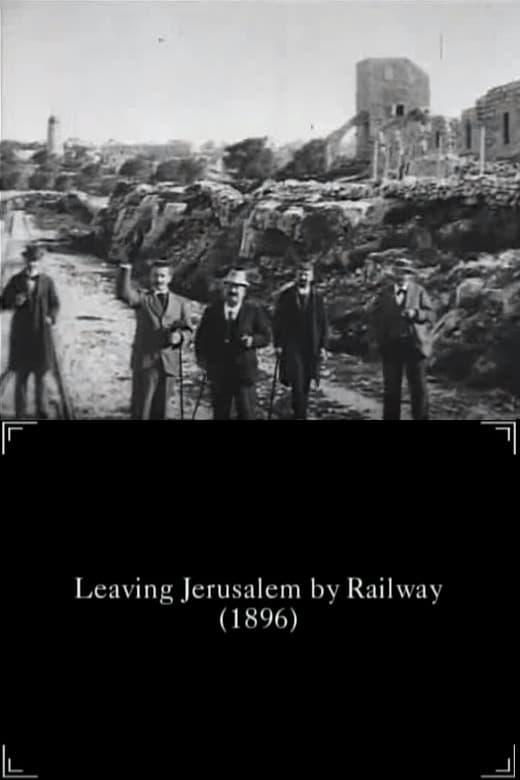 Leaving Jerusalem by Railway