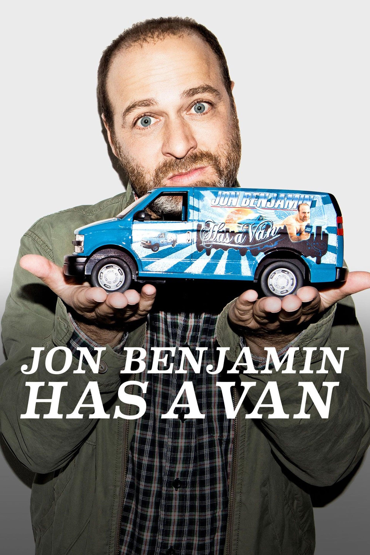 Jon Benjamin Has a Van