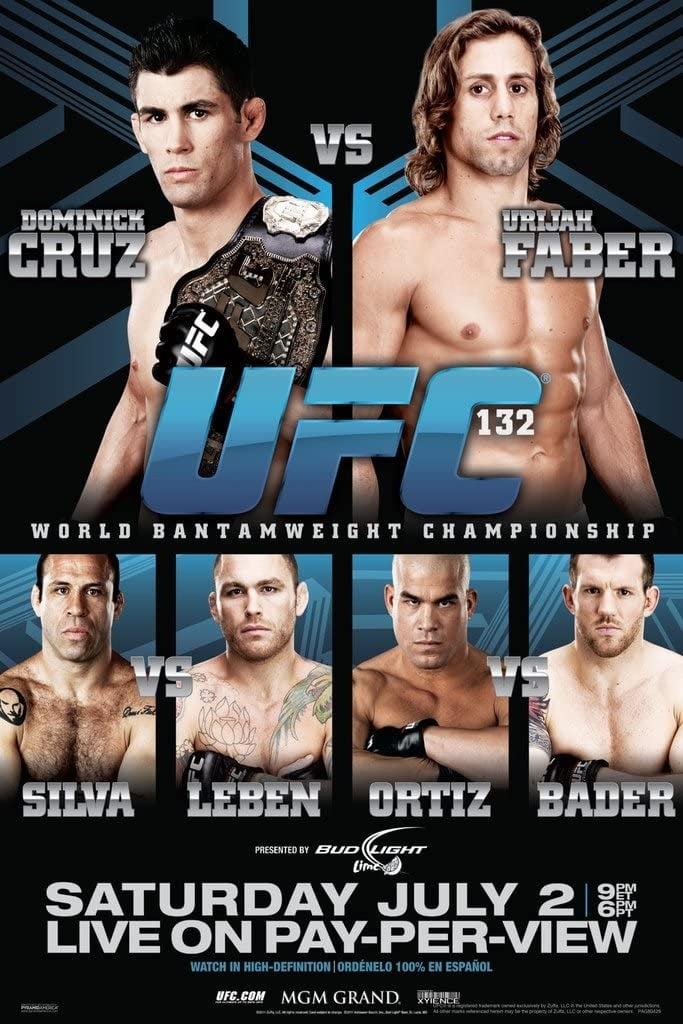 UFC 132: Cruz vs. Faber 2