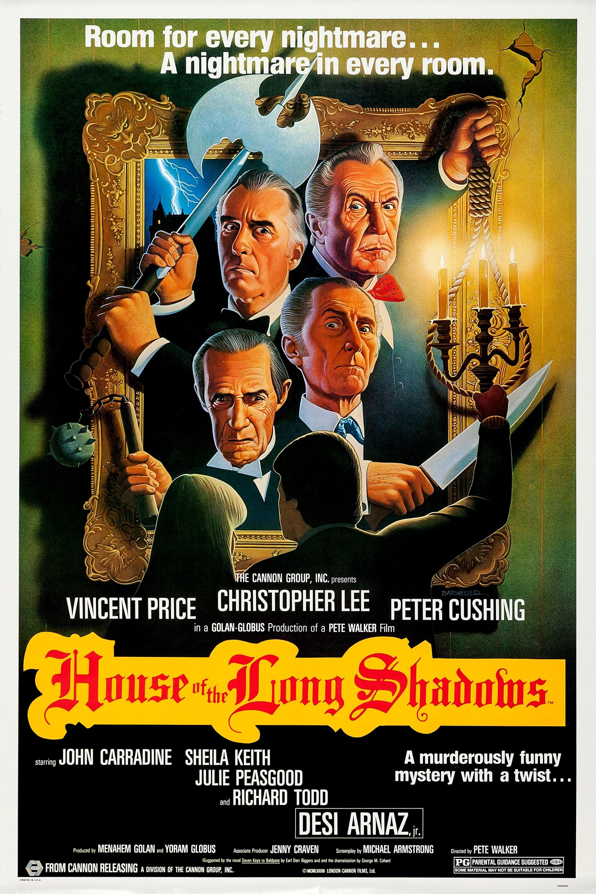 La casa de las sombras del pasado