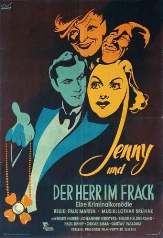 Jenny und der Herr im Frack