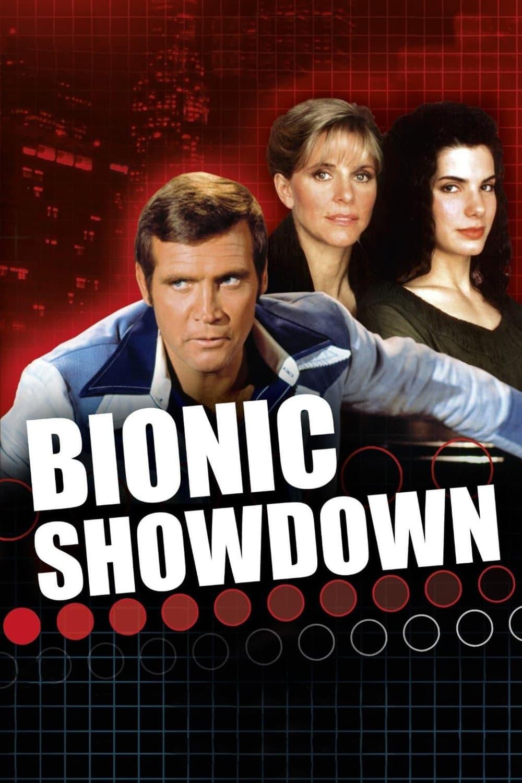 Bionic Showdown: The Six Million Dollar Man and the Bionic Woman