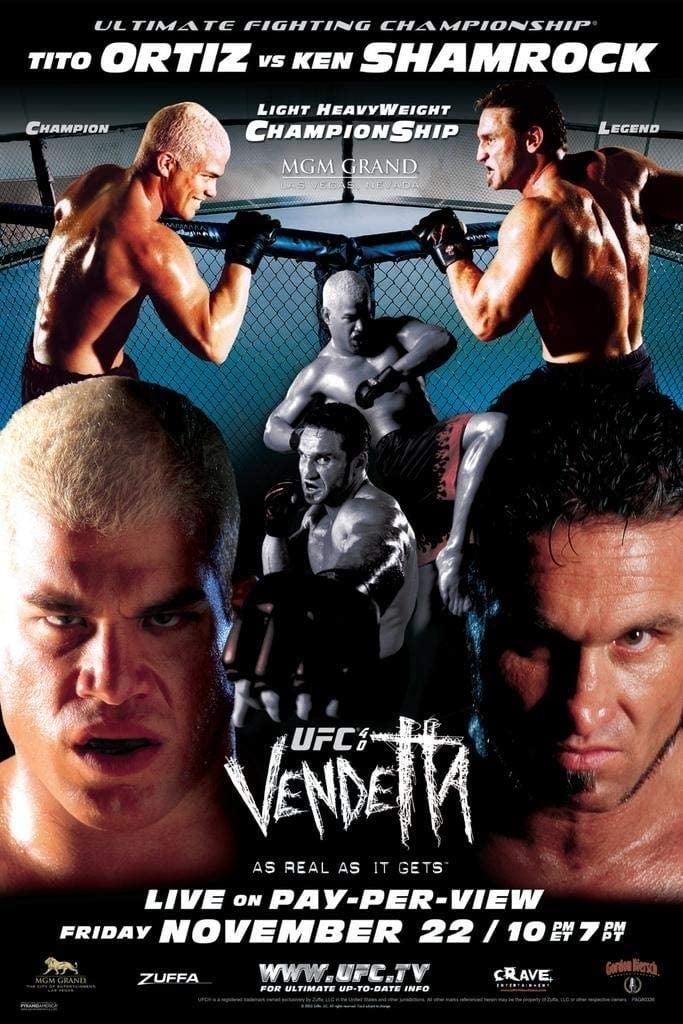 UFC 40: Vendetta