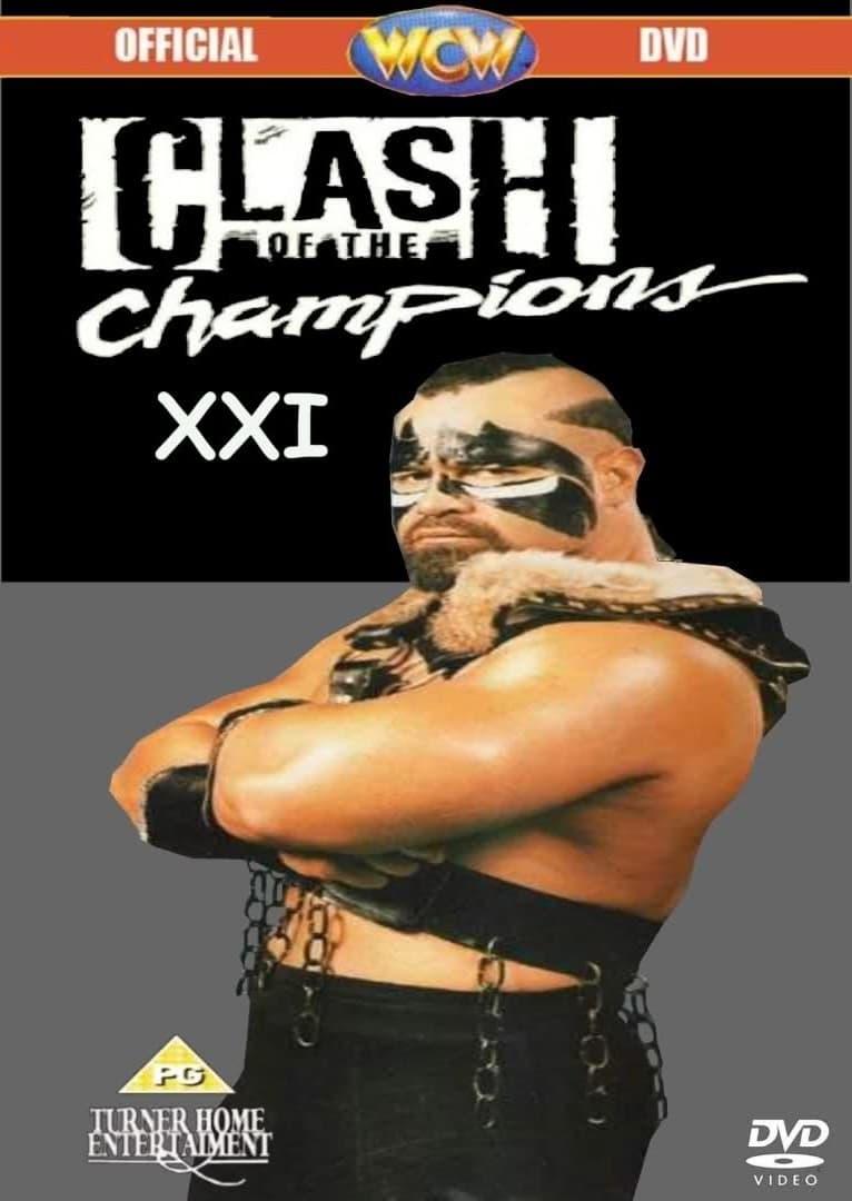 WCW Clash of The Champions XXI