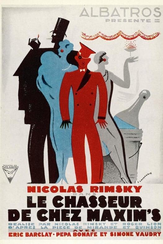 Maxim's Porter