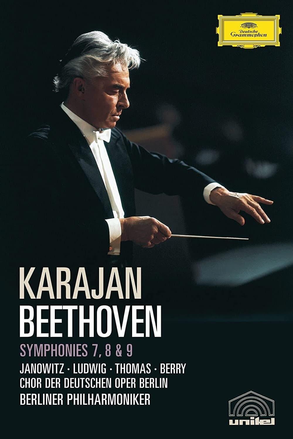 Karajan: Beethoven - Symphonies 7, 8 & 9