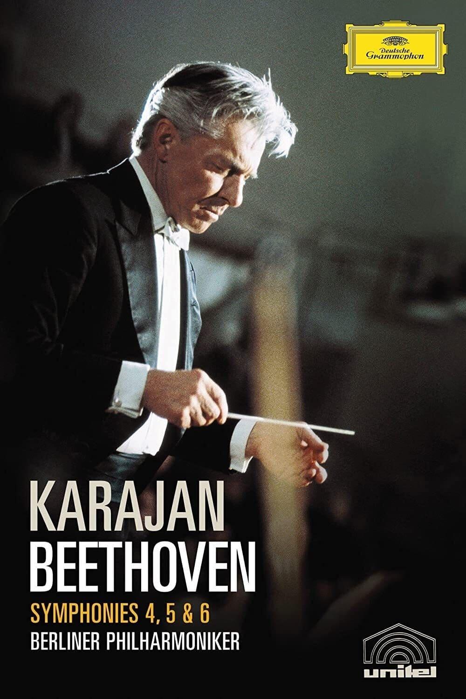 Karajan: Beethoven - Symphonies 4, 5 & 6