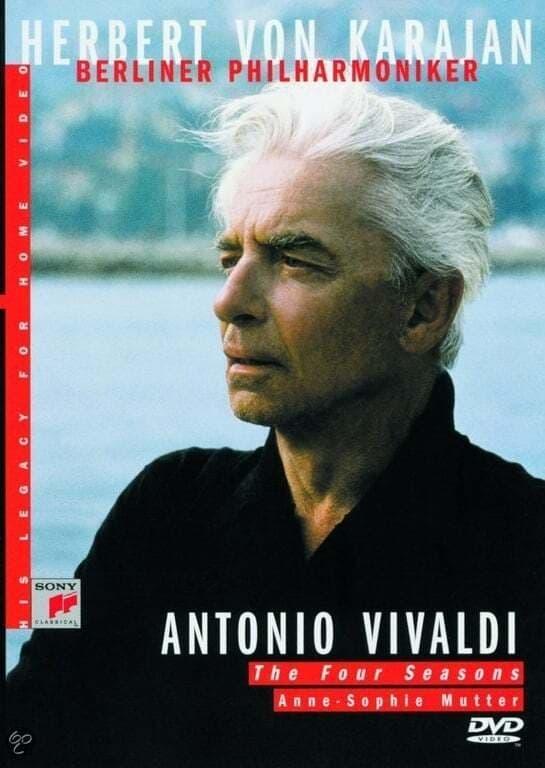 Vivaldi - The Four Seasons / Von Karajan, Mutter, Berlin Philharmonic