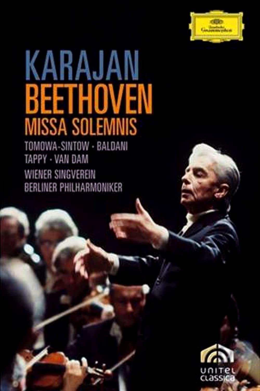 Beethoven · Missa Solemnis (Berliner Philharmoniker, Herbert von Karajan)