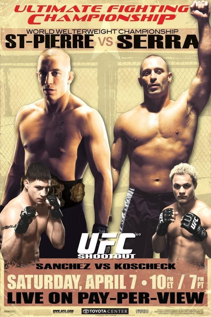 UFC 69: Shootout