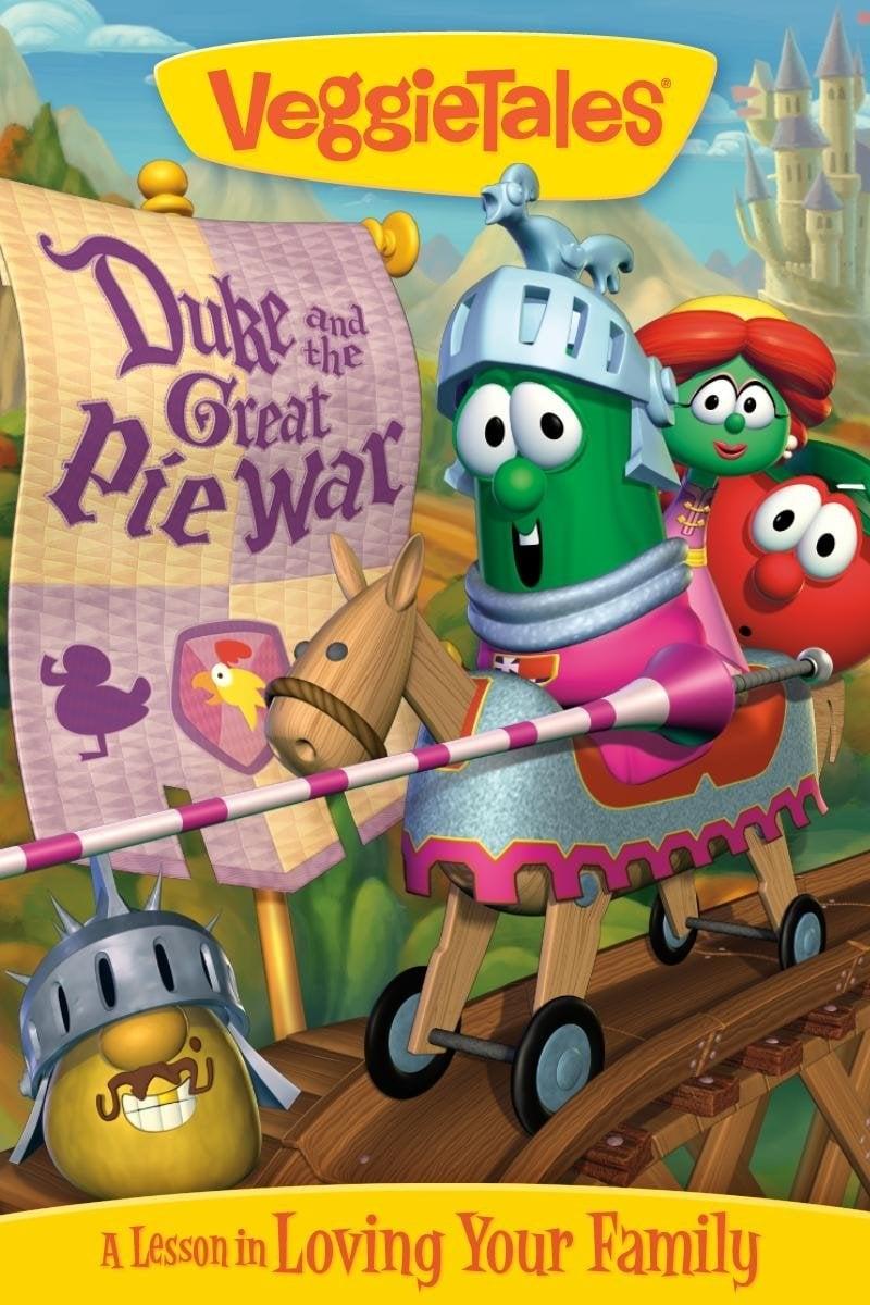 Os Vegetais – Duque e a Grande Guerra de Torta