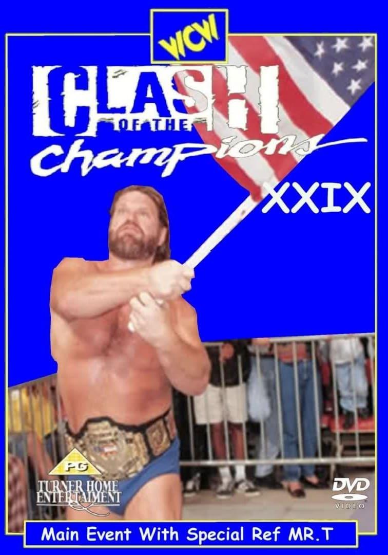 WCW Clash of The Champions XXIX