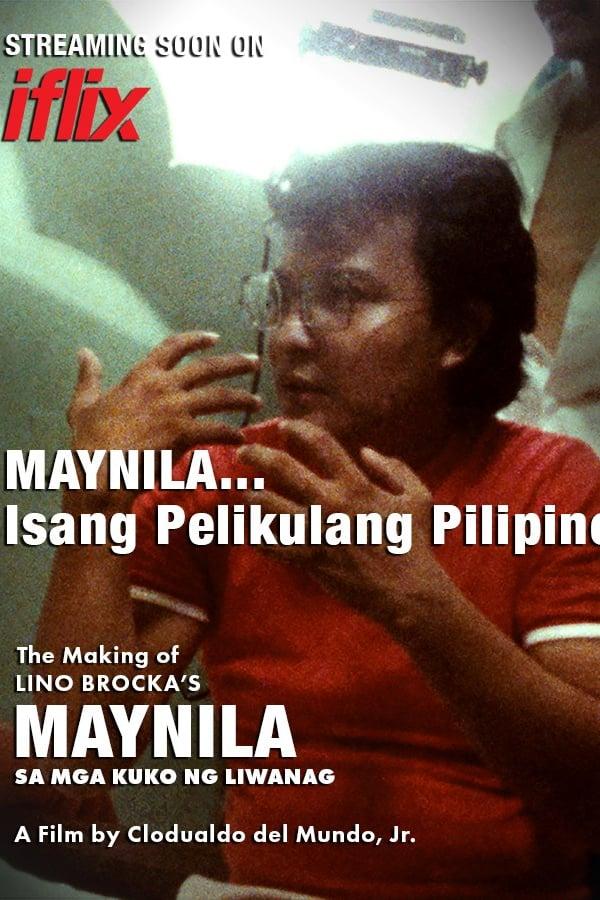 Manila - Nas Garras de Neon