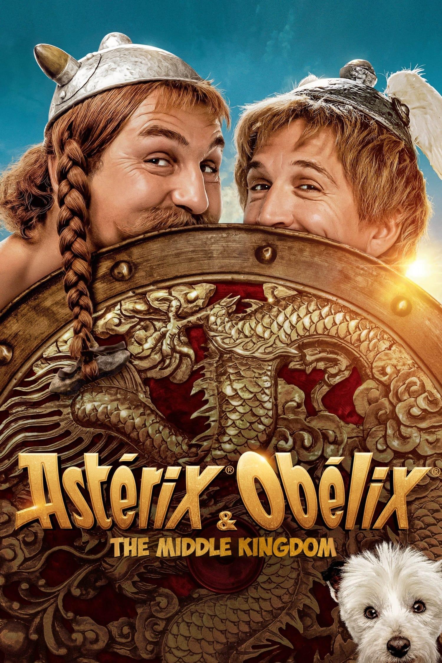 Astérix et Obélix : L'Empire du Milieu