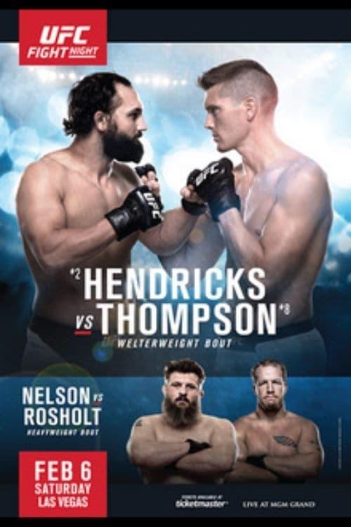 UFC Fight Night 82: Hendricks vs. Thompson