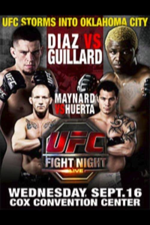 UFC Fight Night 19: Diaz vs. Guillard