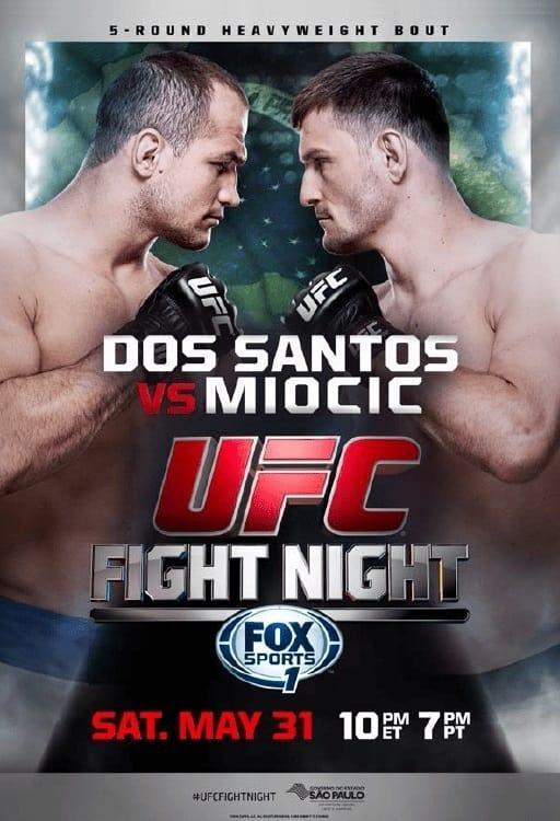 UFC on Fox 13: Dos Santos vs. Miocic