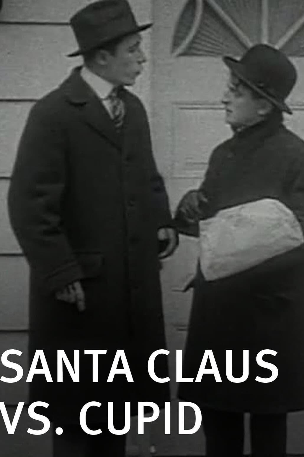 Santa Claus vs. Cupid