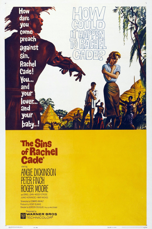 The Sins of Rachel Cade