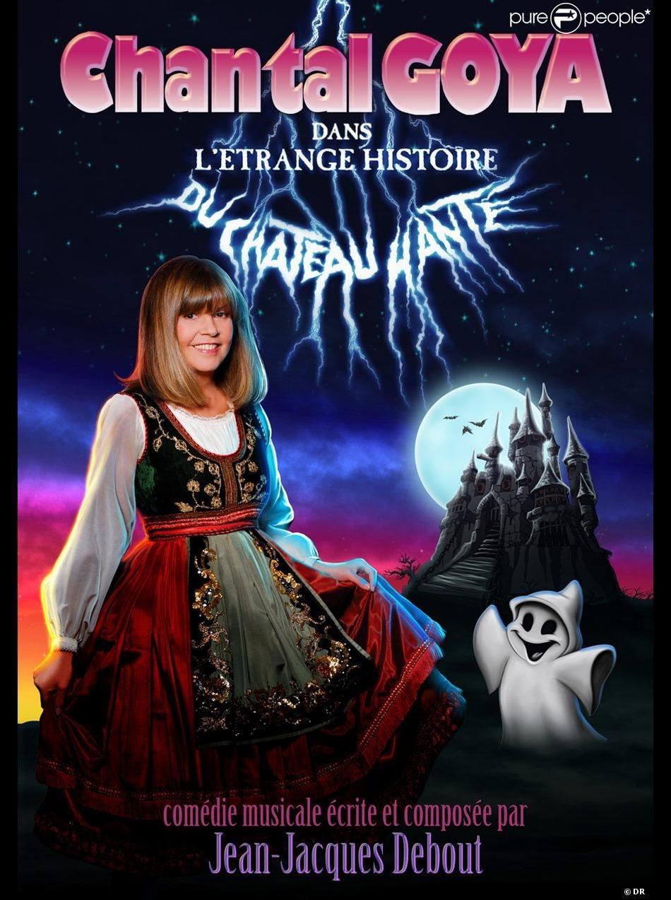 Chantal Goya dans L'étrange histoire du château hanté
